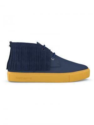 Maltby sneakers Swear. Цвет: синий