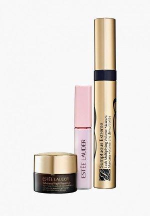 Набор для макияжа глаз Estee Lauder. Цвет: прозрачный