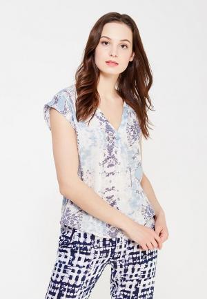 Блуза Emoi. Цвет: разноцветный