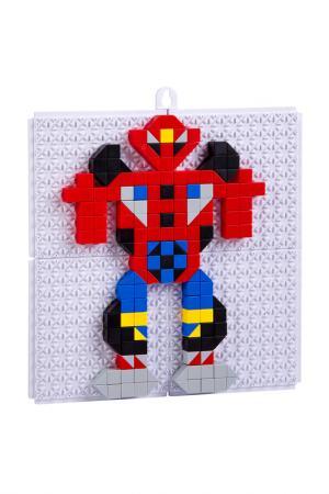 Мозаика «Роботы», 420 дет. BONDIBON. Цвет: белый