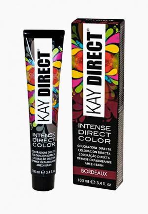 Краска для волос KayPro. Цвет: бордовый