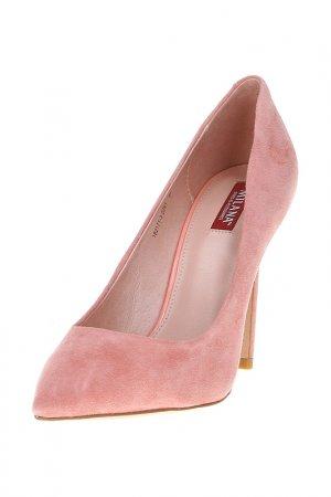 Туфли MILANA. Цвет: розовый