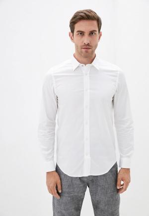 Рубашка Diesel. Цвет: белый