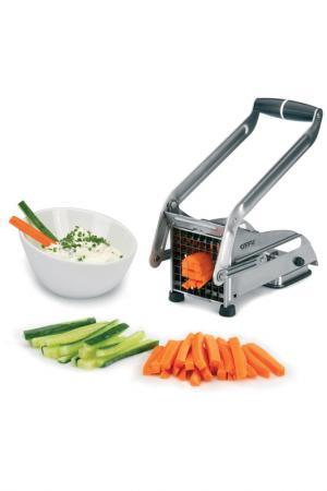 Машинка для картофеля 12х12 мм GEFU. Цвет: металлический