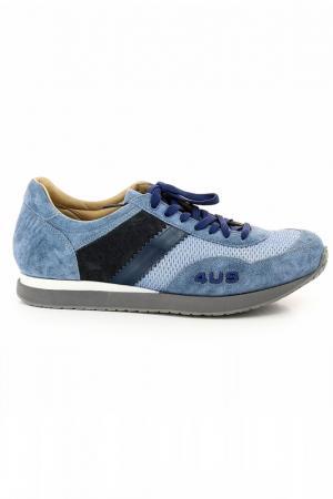 Кроссовки PACIOTTI 4US. Цвет: голубой