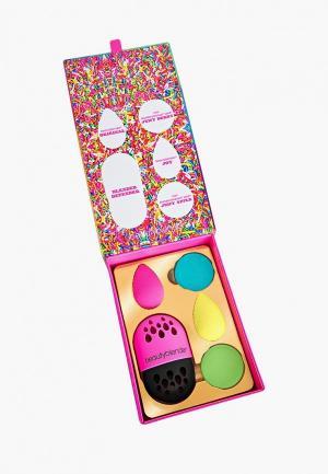 Набор спонжей для макияжа beautyblender. Цвет: прозрачный