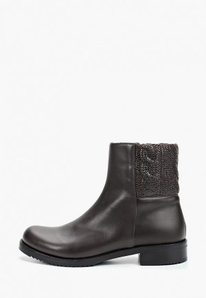 Ботинки Loriblu. Цвет: коричневый