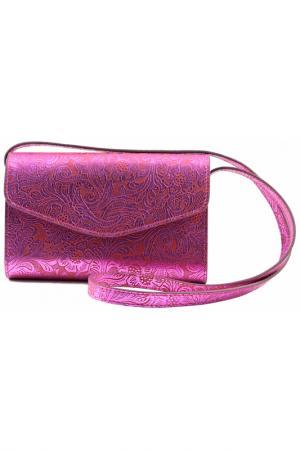 Клатч FRIJA. Цвет: розовый