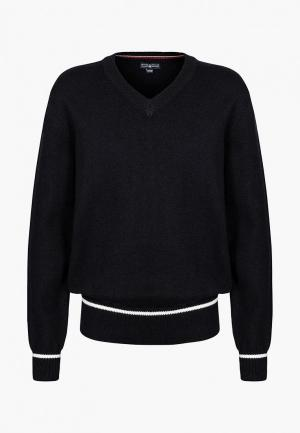 Пуловер Junior Republic. Цвет: синий