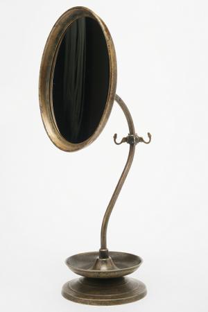 Увеличительное зеркало Stilars. Цвет: бронза