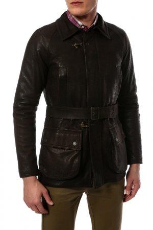 Куртка Gallotti. Цвет: коричневый