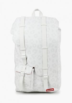 Рюкзак Sprayground. Цвет: белый