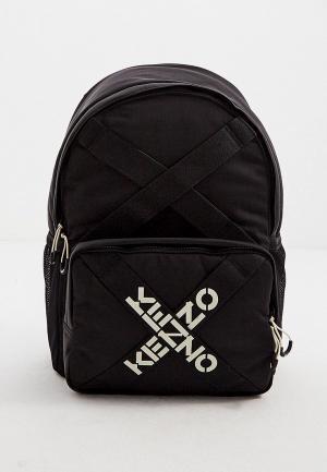 Рюкзак Kenzo. Цвет: черный