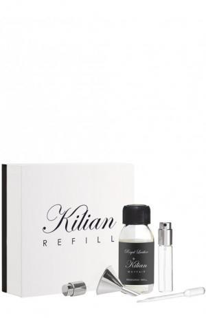 Парфюмерная вода Royal Leather Mayfair refill Kilian. Цвет: бесцветный