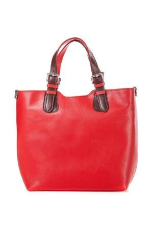 Bag CLASSE REGINA. Цвет: red