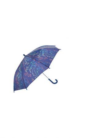 Зонт COCCODRILLO. Цвет: синий