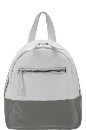 Рюкзак IO PELLE. Цвет: белый