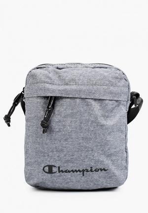 Сумка Champion. Цвет: серый