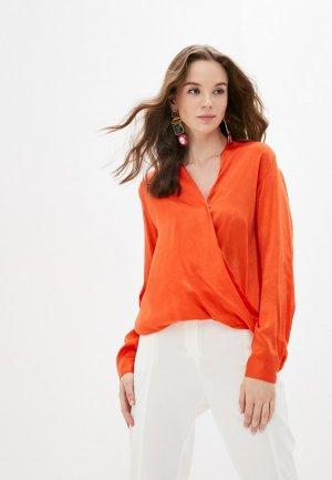 Блуза Imperial. Цвет: оранжевый