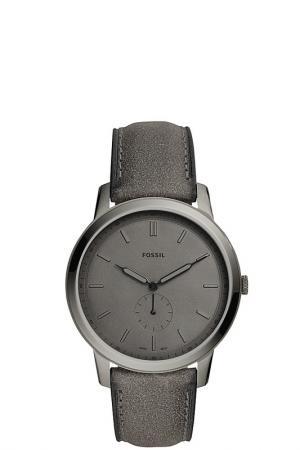 Часы FOSSIL. Цвет: серый