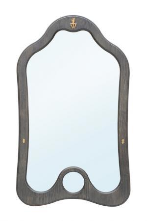 Зеркало настенное ВИСАН. Цвет: серый