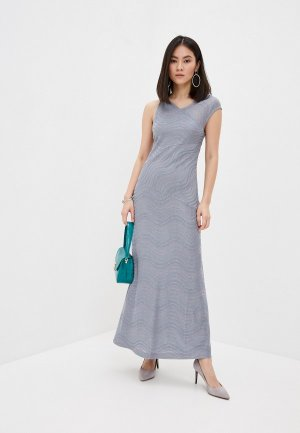 Платье M Missoni. Цвет: серый