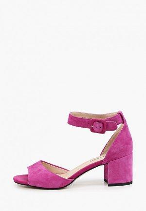 Босоножки El Tempo. Цвет: фиолетовый