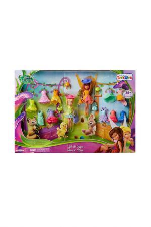 Набор кукол Модный гардероб Disney. Цвет: зеленый