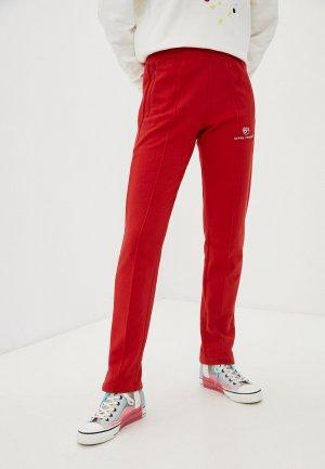 Брюки спортивные Chiara Ferragni. Цвет: красный
