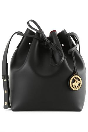 Bag BEVERLY HILLS POLO CLUB. Цвет: черный