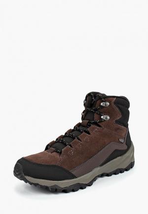Ботинки трекинговые Merrell. Цвет: коричневый