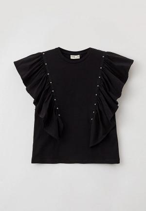 Блуза OVS. Цвет: черный