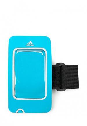 Чехол для телефона adidas. Цвет: синий