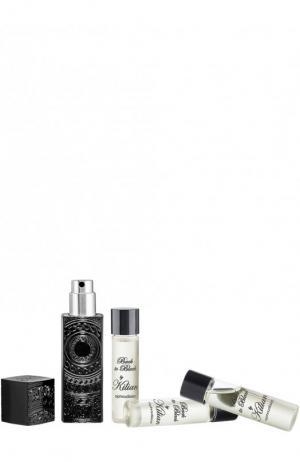 Набор для путешествия парфюмерная вода Back To Black Aphrodisiac Kilian. Цвет: бесцветный