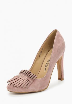 Туфли Marie Collet. Цвет: розовый