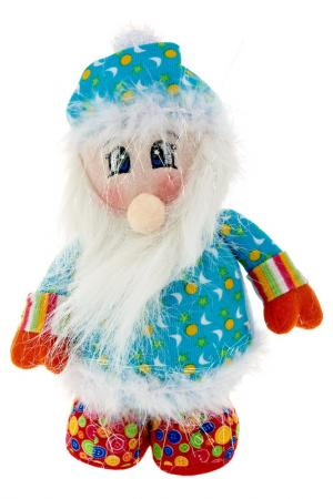 Игрушка мягкая MONTE CHRISTMAS. Цвет: голубой