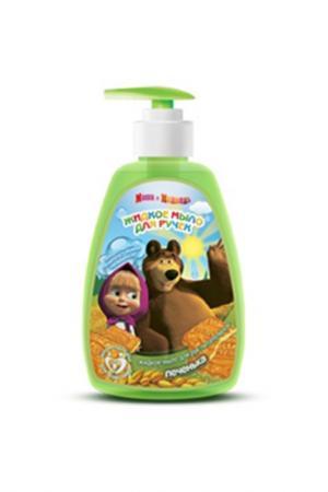 Жидкое мыло для рук питательно Маша и Медведь. Цвет: none