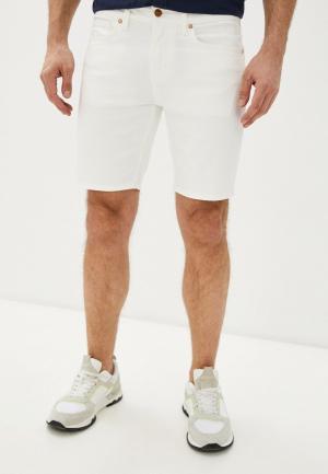 Шорты джинсовые Guess Jeans. Цвет: белый