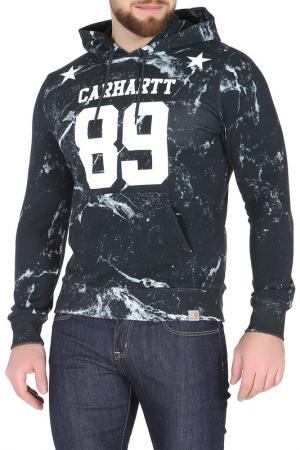 Толстовка CARHARTT. Цвет: черный