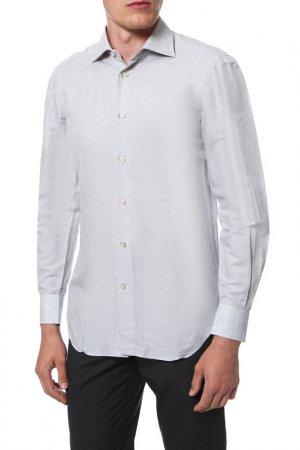 Рубашка Kiton. Цвет: 18
