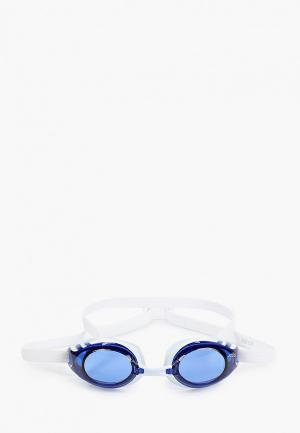 Очки для плавания Joss. Цвет: белый