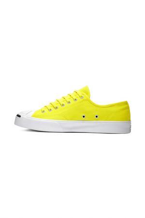 Кеды CONVERSE. Цвет: medium yellow