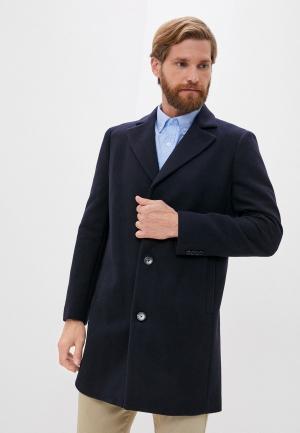 Пальто Matinique. Цвет: синий