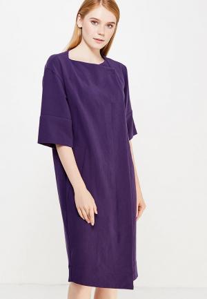 Платье Ecapsule. Цвет: фиолетовый