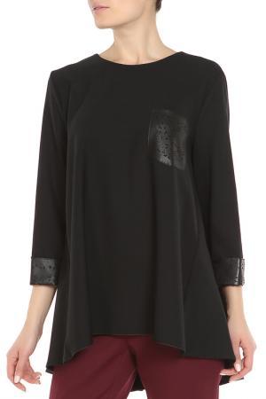 Блуза Beatrice. B. Цвет: черный