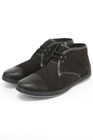 Ботинки Neri & Rossi. Цвет: коричневый