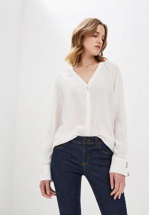 Блуза Hugo. Цвет: белый