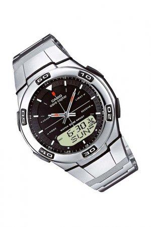 Наручные часы CASIO. Цвет: черный