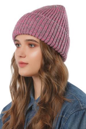 Шапка Marhatter. Цвет: 145 серо-розовый