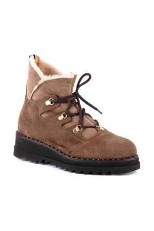Ботинки Napoleoni. Цвет: коричневый